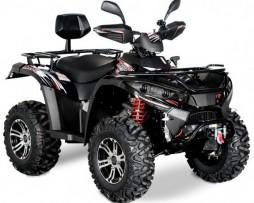 1 ATV LINHAI 500S DRAGONFLY 4X4 NEGRU